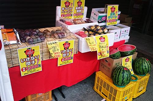 熊本の屋台・熊本物産の販売会_ひばり諫早店