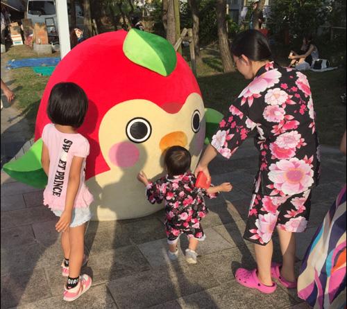 唐津ひばりんご1