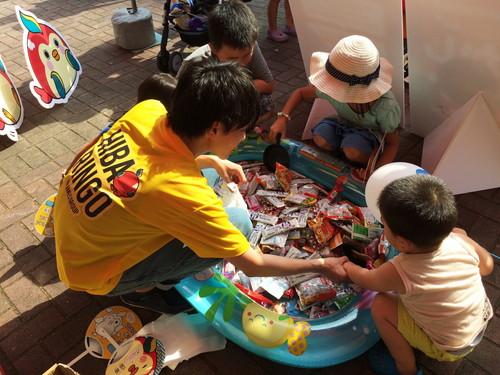 TNC夏祭り_ひばりんご5