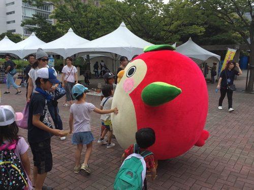 TNC夏祭り_ひばりんご7