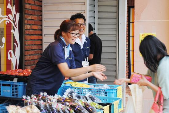 「熊本特産品、阿蘇のスィーツ販売会」を開催